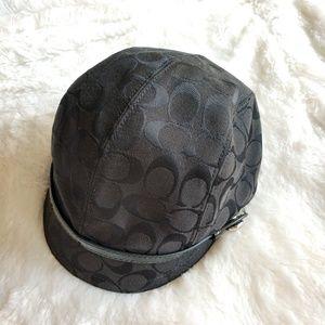 🆕Coach Signature Hat Black